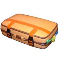 SUITCASE Stress Ball