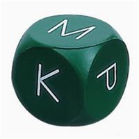DICE WITHOUT DOTS Stress Ball