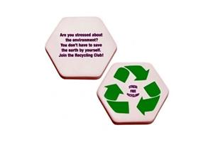 RECYCLE LOGO Stress Ball