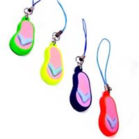 MINI FLIP FLOP KEYCHAIN Stress Ball