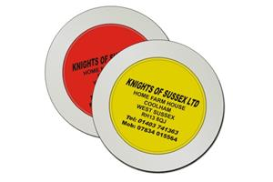 115mm Tax Disc Holders