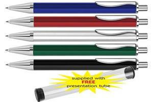 Vogue Enterprise Ballpen (Including Free Presentation T