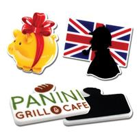 Fridge Magnet Acrylic (60 x 60mm)