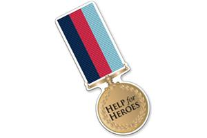 Medal Shaped Book Mark