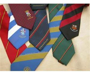 Printed Promotional Ties