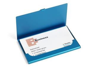Printed Business Card Holders.