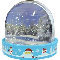 Soft Touch Snow Dome