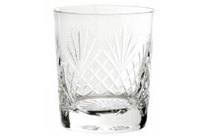 Fully Cut Crystal Tumbler