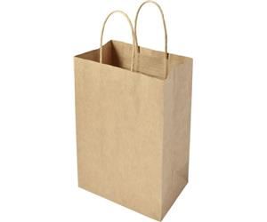 Paper Bags In Various Sizes
