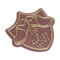 Shaped Badge within 35 x 35mm