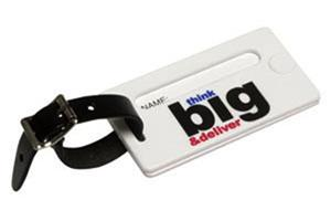 Security Luggage Tag