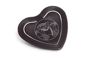 Paperclip Heart Large