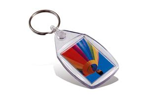 Original Insert Clear Key Fob Best Seller