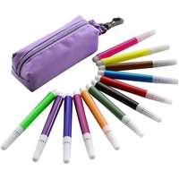 Small Felt Tip Pens 12pcs