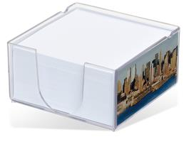 Compact Block Holder Trans. Clear
