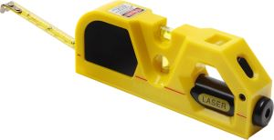 Tape Measure and Laser, 2m