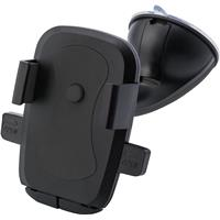 Plastic adjustable mobile phone holder.