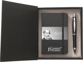 Charles Dickens boxed set.