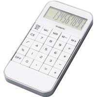 Plastic phone style calculator.