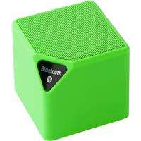 Bluetooth silicon speaker cube.