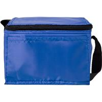 Cooler bag made from 210D polyester.