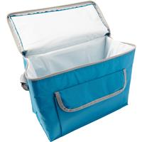 Cooler bag made from 420D polyester.