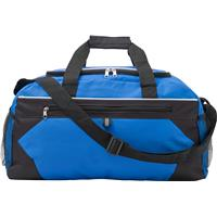 Sports bag made from 600D polyester.