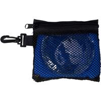 Sport set in a polyester (420D) pouch with belt clip.