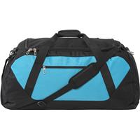 Large polyester sports/travel bag (600D)