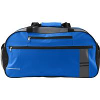 Polyester sports/travel bag