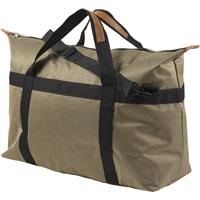 Large polyester sports/weekend bag.