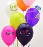 "10"" Latex Balloons - Low Quantities (25 to 500)"