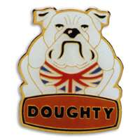 Soft Enamel/Photo/Die Struck Pin Badge