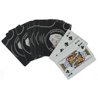 Traditional Poker Playing Cards