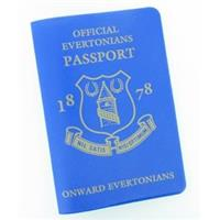 PVC Passport Wallet
